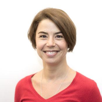 Ruxandra Ciocoiu (Projektmanagement bei der avu)